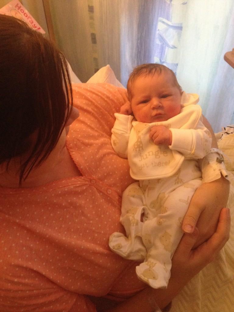 C-section birth stories: Nicola's undiagnosed breech - C ...