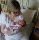 C-section stories: Ann-Marie's C-section under general anesthetic